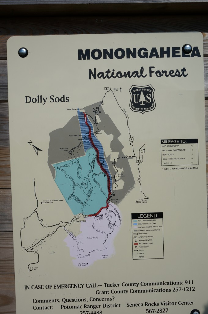 Welcome to Dolly Sods!