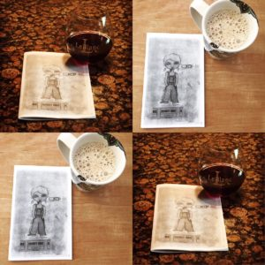 SHE Zine - great with coffee or wine!